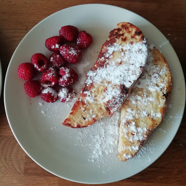 Saturday Breakfast: Turkish Toast